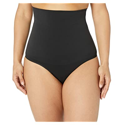 Yummie Women's Danielle High Waist Shape Thong at Women's Clothing store