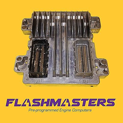 Flashmasters 2006 Cobalt Engine Computer 12599714Programmed to Your VIN ECM PCM ECU