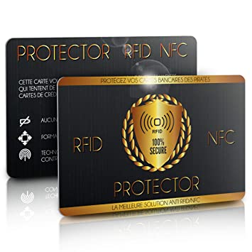 Etui Protection Passeport Sans Contact Rfid Nfc Anti-piratage Cell Phones & Accessories