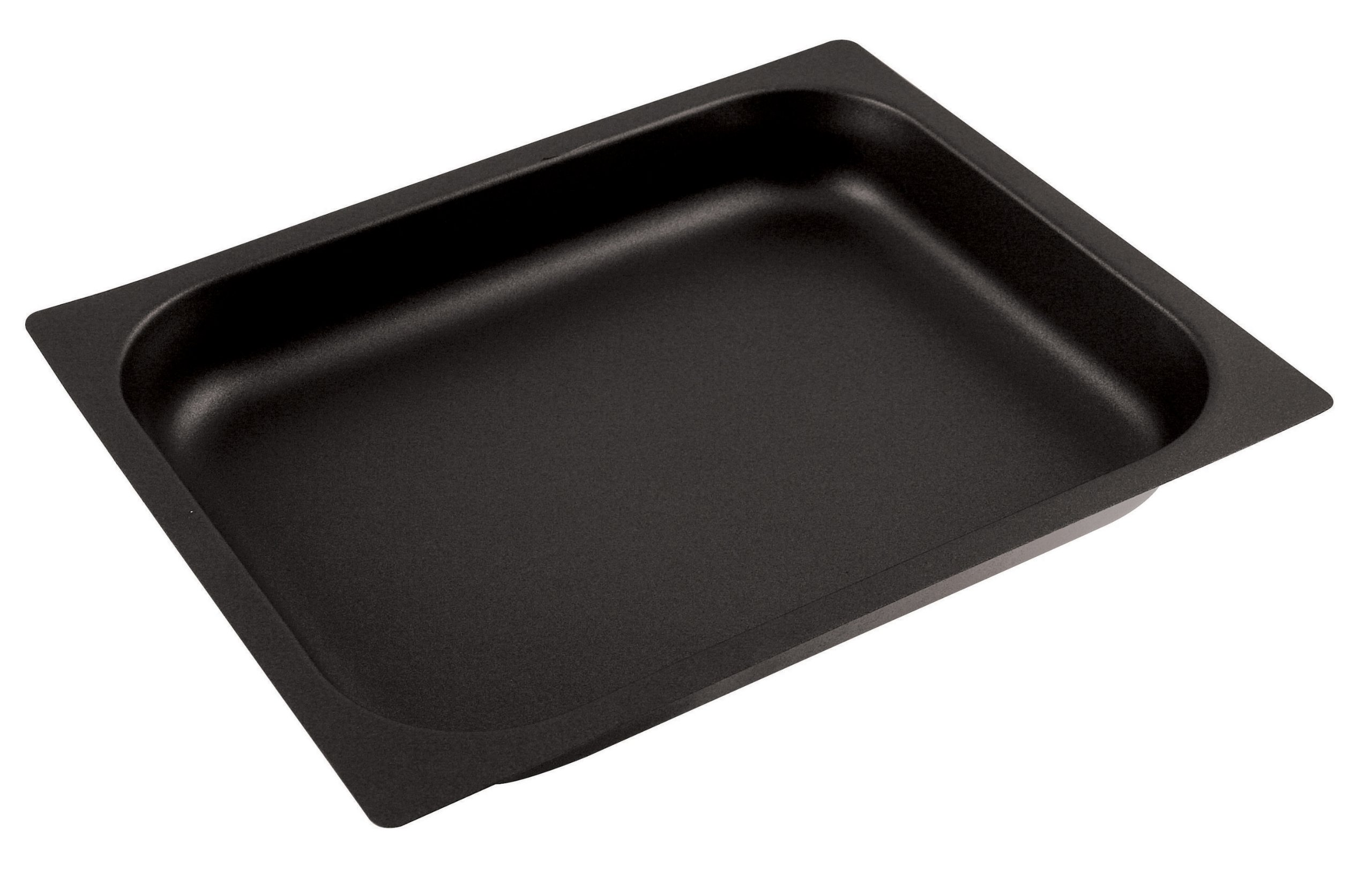 Paderno World Cuisine 12 1/2 inches by 10 1/2 inches Non-stick Baking Sheet for Hotel Pan - 1/2 (depth: 2 1/2 inches)