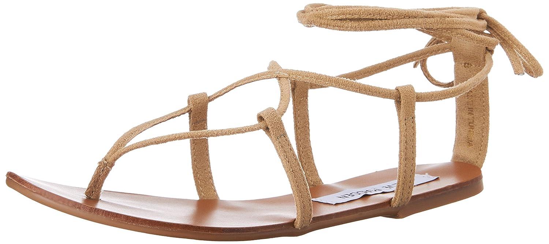 13bdef518f6 Amazon.com   Steve Madden Women's Werkit Gladiator Sandal   Flats
