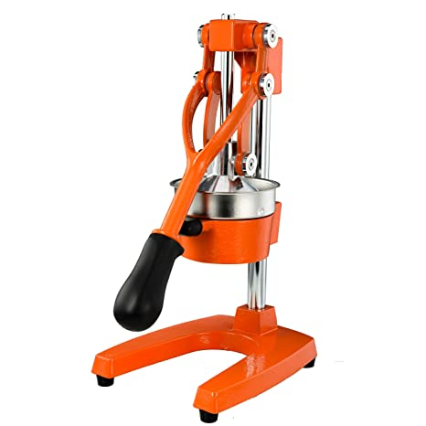 Exprimidor manual de acero inoxidable - Prensa de calidad ...