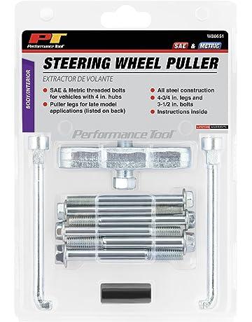 Amazon com: Steering Wheel Pullers - Tools & Equipment: Automotive