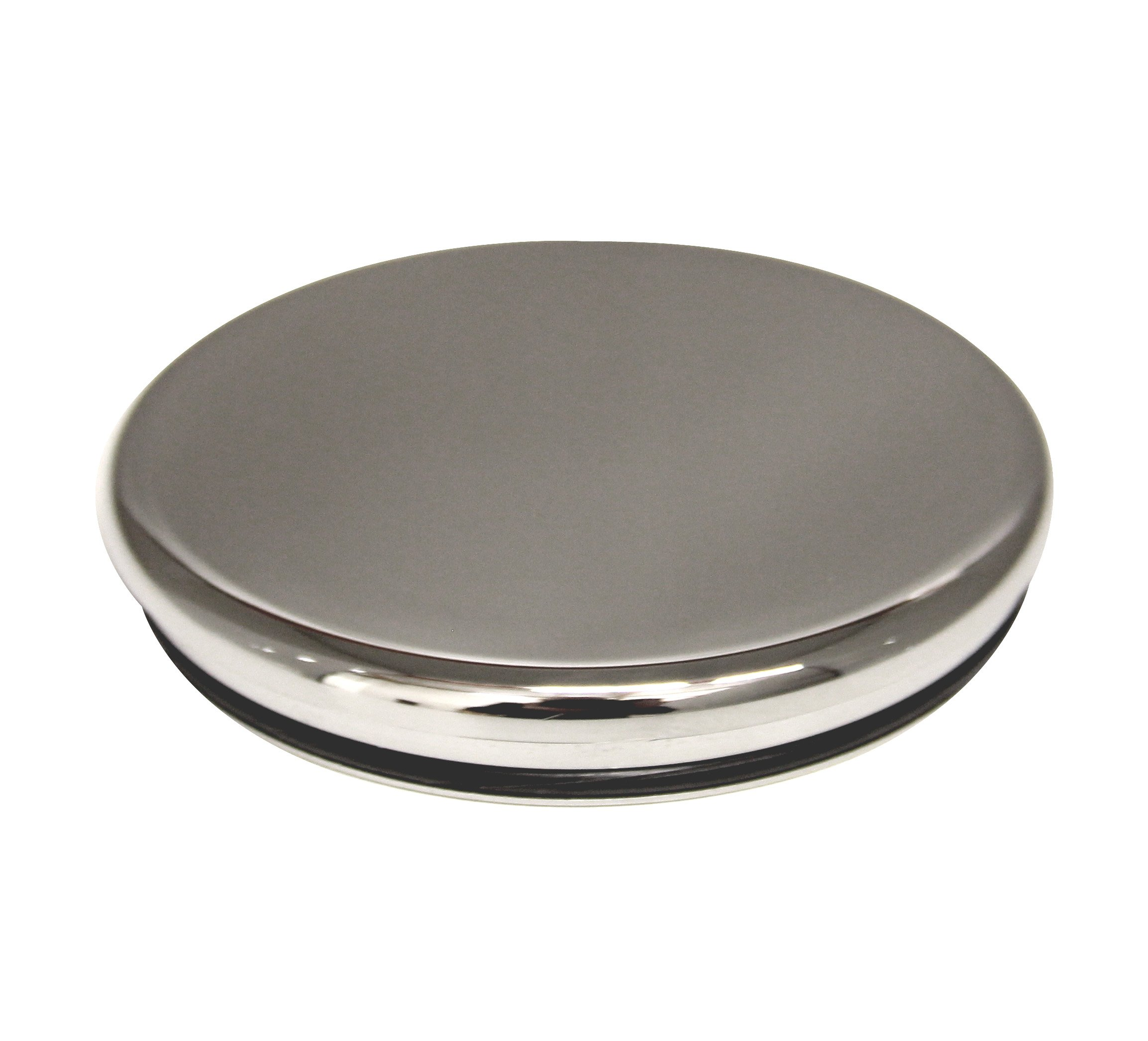 Taprite D12-2PA D12-2PA Chrome Replacement Tower Cap for 2 1/2'' Diameter Tower by Taprite
