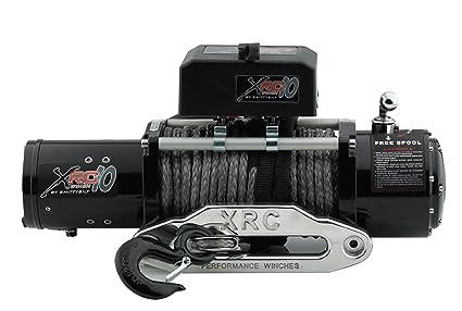 amazon com smittybilt 98210 xrc 10 comp series 10 000 lbs winch rh amazon com Warn Winch Wiring Diagram Warn Winch Wiring Diagram