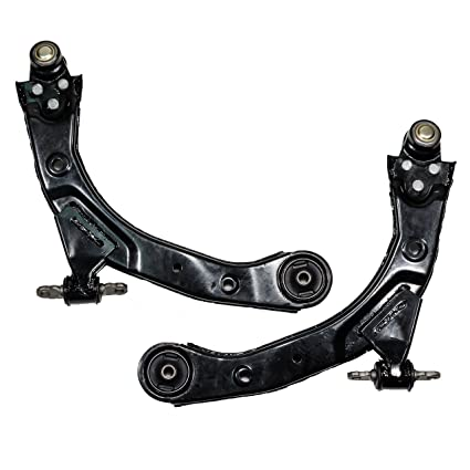 Amazon.com: Front Lower Control Arms w/Ball Joints Pair Set for 2005-2010 Chevy Cobalt HHR 2007-2009 Pontiac G5 2006-2007 Saturn Ion FE1 Suspension: ...