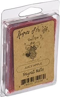 product image for A Cheerful Giver Juicy Apple Melts, Burgundy