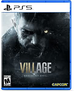 Resident Evil Village - 13200 PlayStation 5 Games and Software