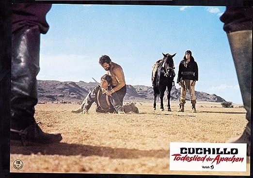 Todeslied der Apachen [DVD]: Amazon.es: Andrés García, Monica ...