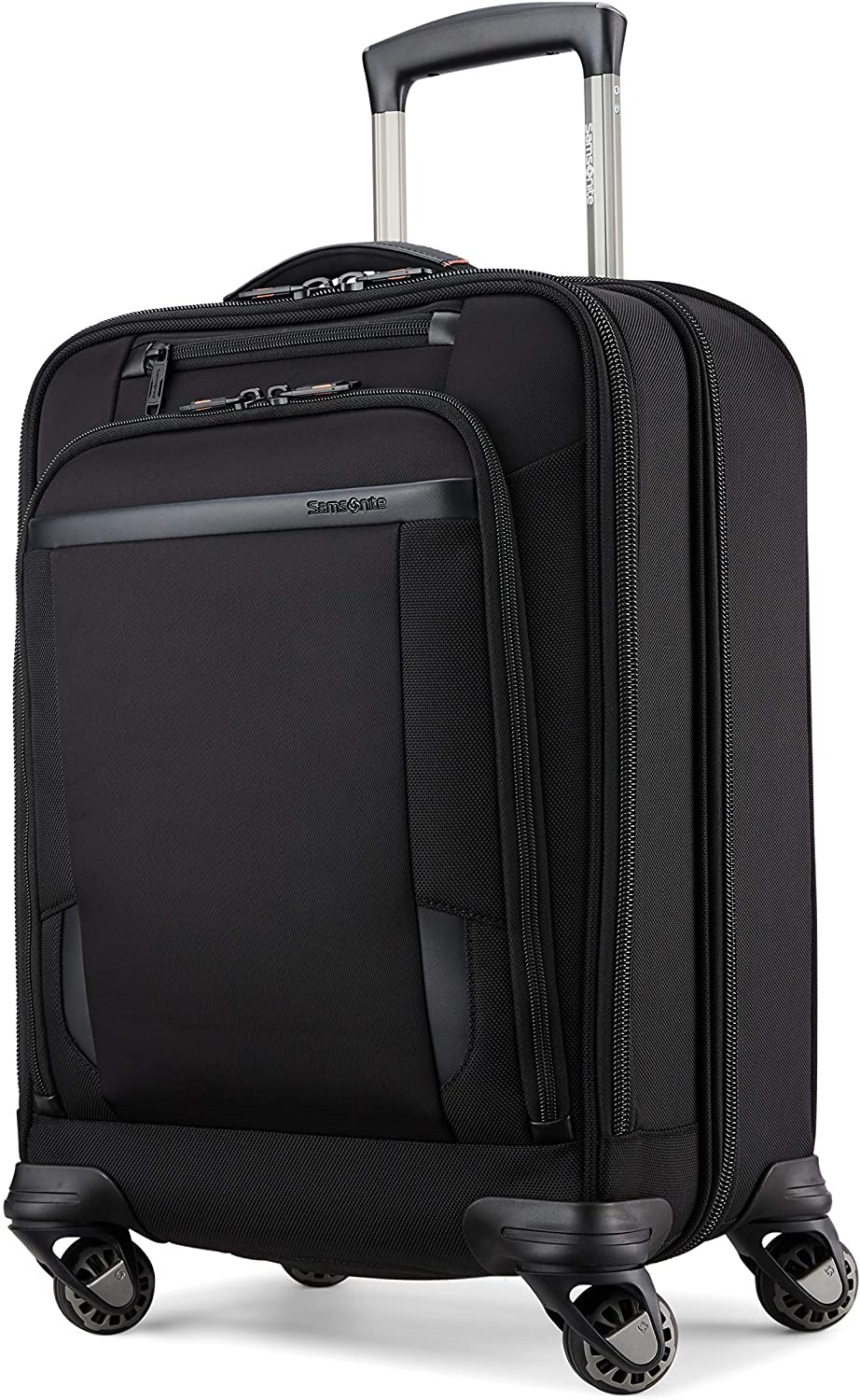 Samsonite Pro Vertical Spinner Mobile Office, Black, One Size