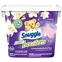 56-Count Snuggle Laundry Scent Boosters Concentrated Scent Pacs Lavender Joy