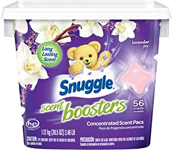 56-Count Snuggle Laundry Scent Boosters