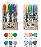 Ranger Tim Holtz 12 Distress Crayons SET #4 & SET #5