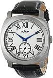 a_line Women's AL-80023-02-BK Pyar Analog Display Japanese Quartz Black Watch