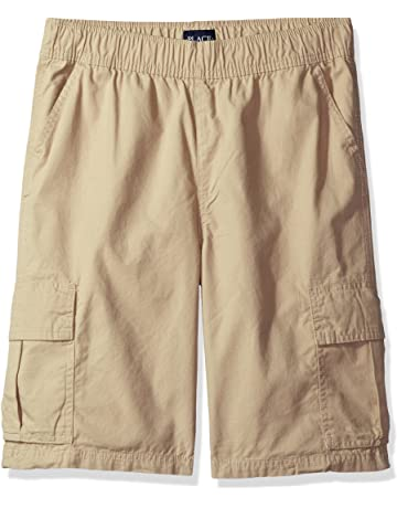 0a3a108171 The Children's Place Boys' Pull-on Cargo Shorts