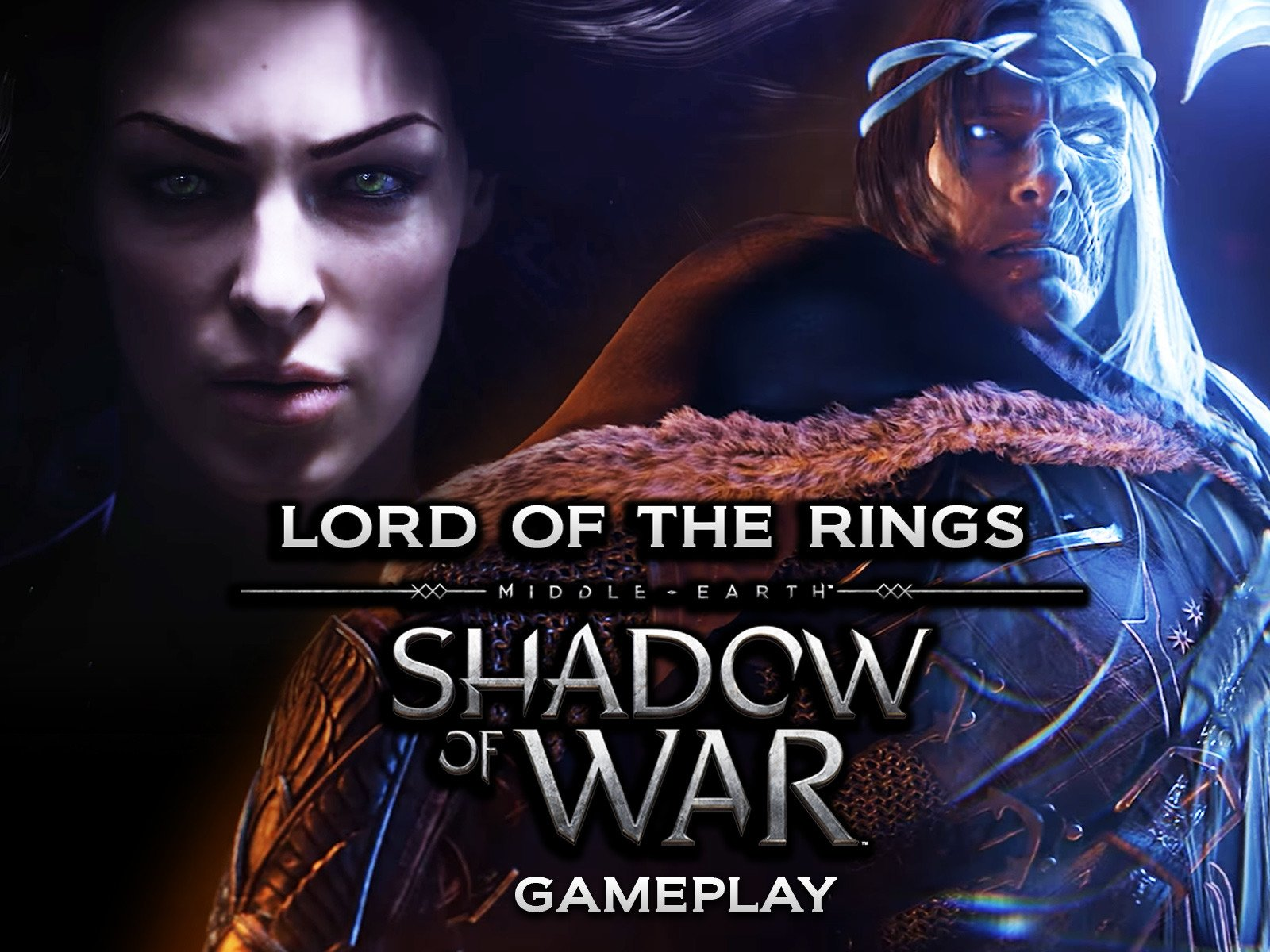 Clip: Lord of the Rings: Middle Earth Shadow of War Gameplay on Amazon Prime Video UK