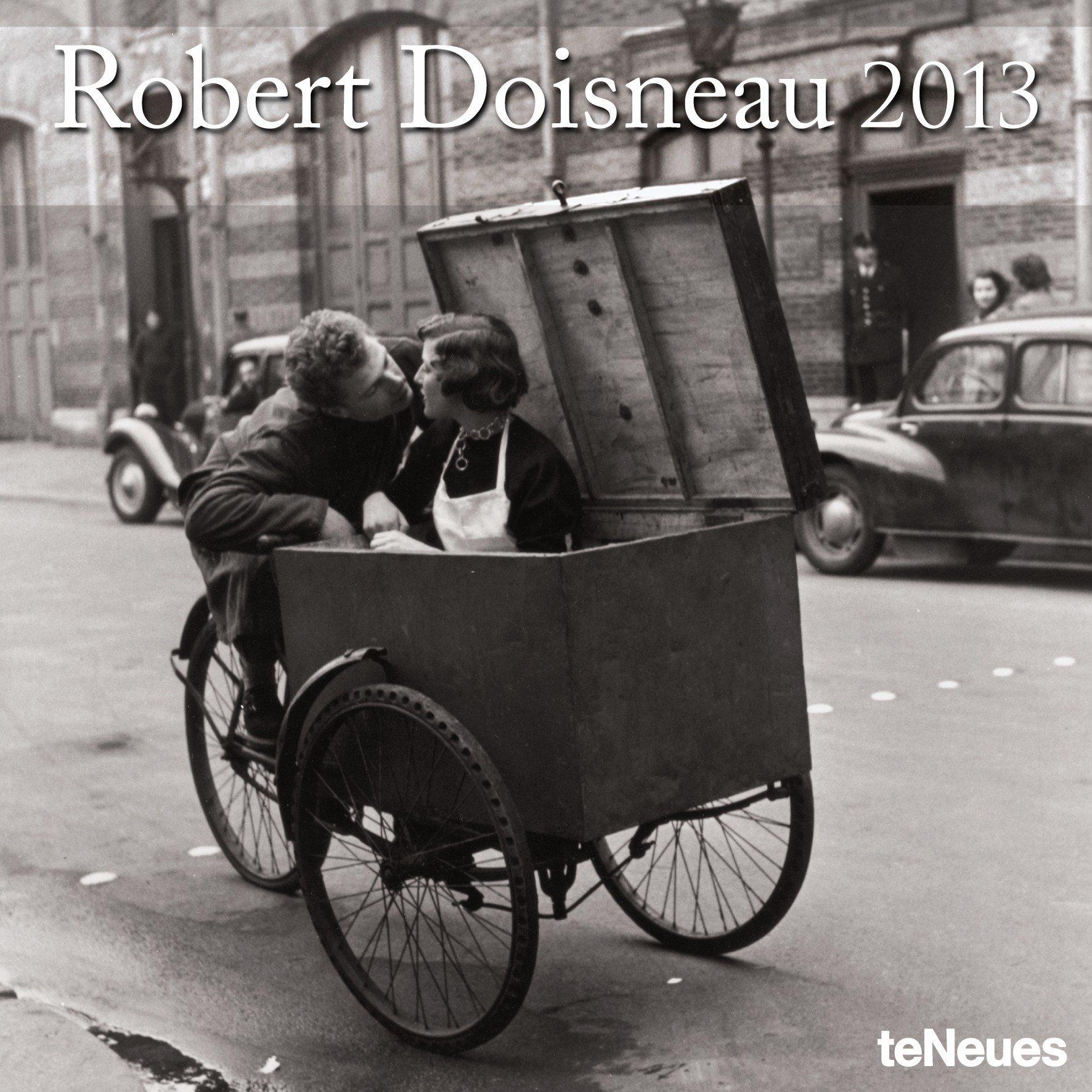Robert Doisneau 2013 Broschürenkalender