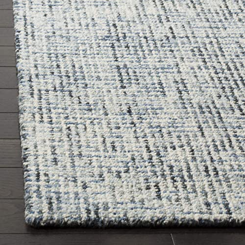 Safavieh ABT468B-9 Rug, 9 x 12 , Blue Charcoal