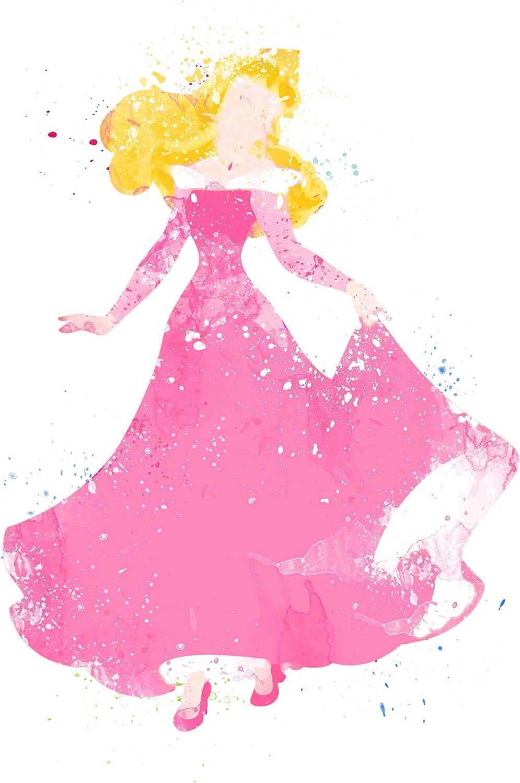 Gift Wall Art B /& W Princess Disney ART PRINT Snow White Quote illustration