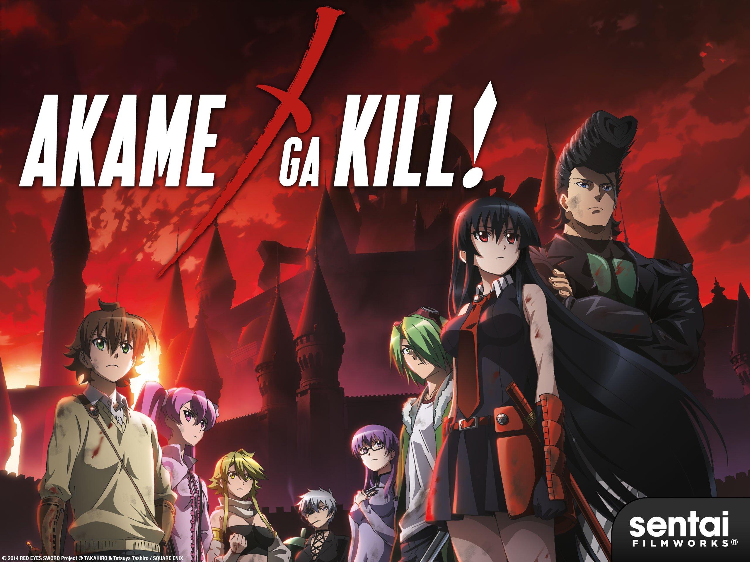 Watch Akame Ga Kill Season 1 Prime Video