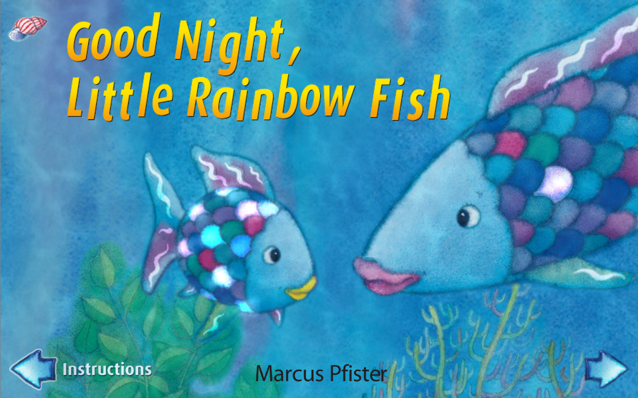 small screenshot 1 office fish. amazoncom rainbow fish good night little by marcus pfister appstore for android small screenshot 1 office g