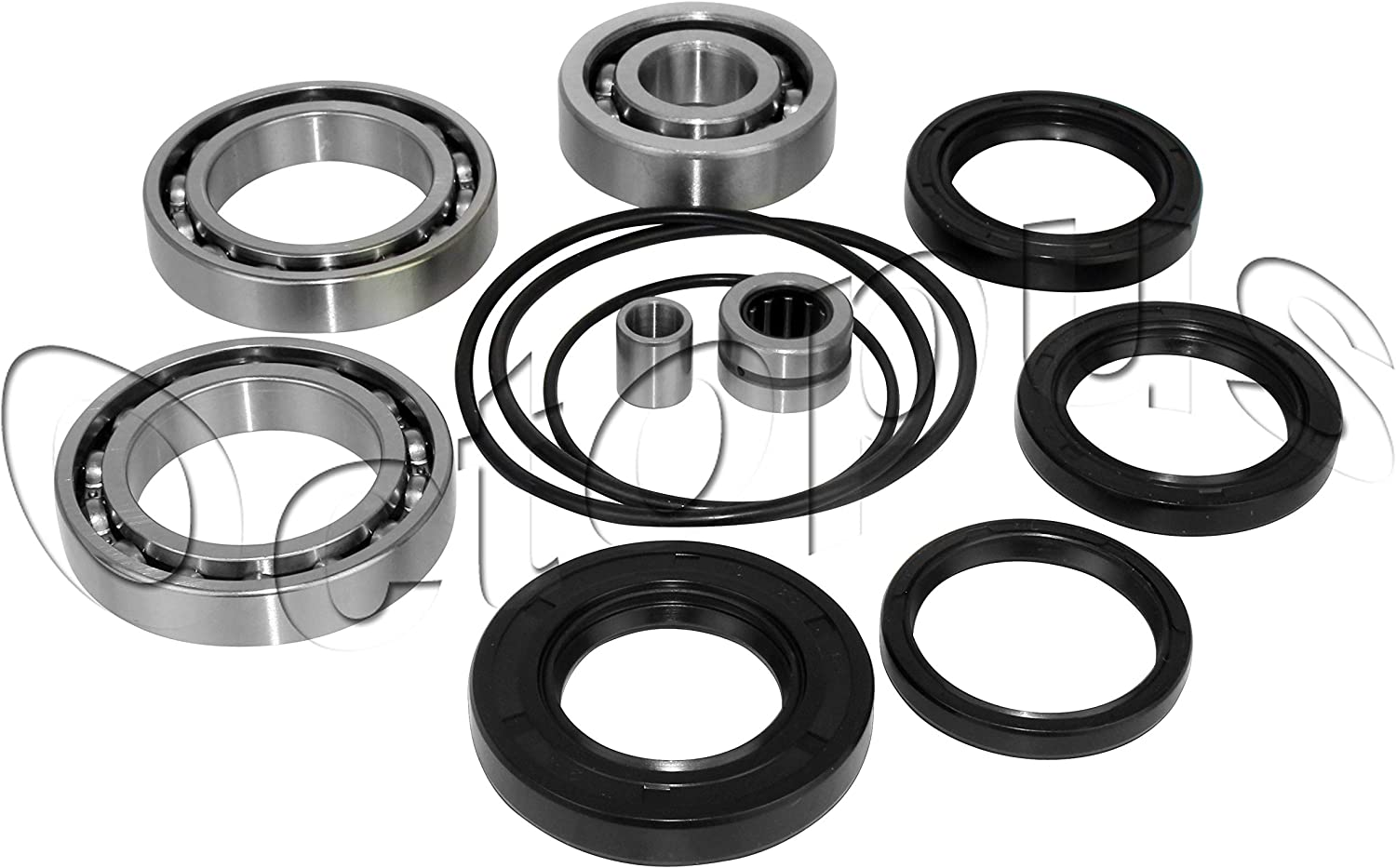 ALL BALLS All Bearing Kit for Front Wheels fit Honda TRX250 Fourtrax 1985-1987