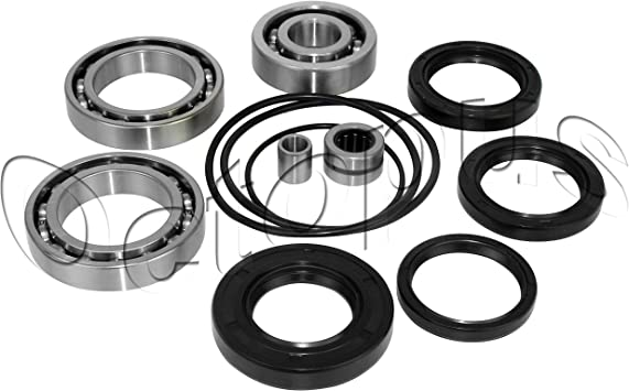 [DIAGRAM_5UK]  Amazon.com: Compatible for Honda ATV TRX300FW 300 FourTrax 2x4 4x4 |  Bearings Kit Rear Differential 1988-2000 replacement (Aftermarket Parts):  Automotive | Honda Atv Pinion Bearing Removal 450 |  | Amazon.com