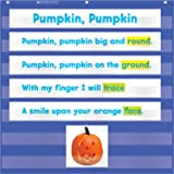 Scholastic Teacher's Friend Mini Pocket Chart, Multiple Colors (TF5117)