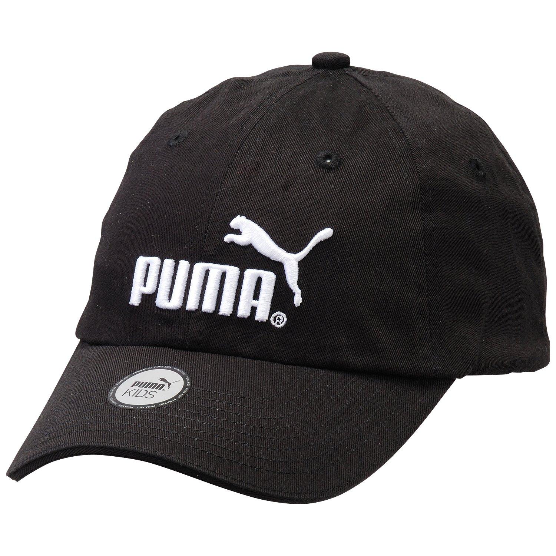 Puma Kinder Mütze Essential Cap, Black-No1 Logo, OSFK, 832400 832400 51