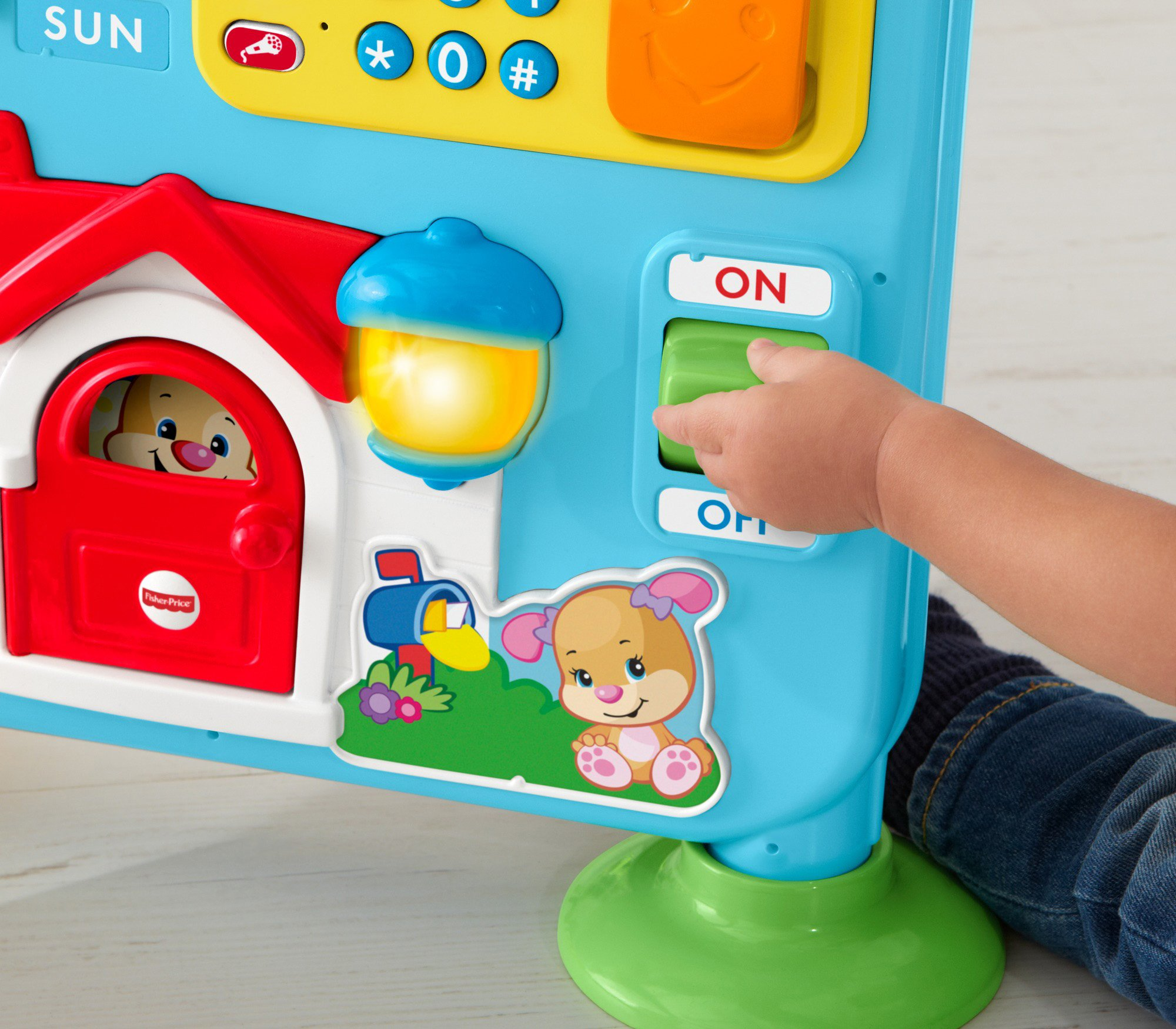 Fisher-Price Laugh & Learn Crawl-Around Learning Center by Fisher-Price (Image #28)