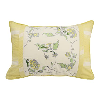 Amazon Waverly 40X40SPR Paisley Verveine 40Inch By 40 Simple Waverly Decorative Pillows
