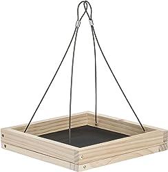 Perky-Pet Hanging Platform Bird Feeder
