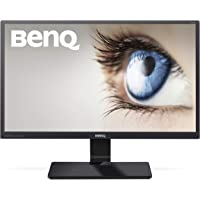 BenQ 23.8 Inch FHD 1080p LED Eye-Care Monitor (GW2470ML), 1920x1080 Display, VA, Low Blue Light Plus Technology, Flicker-Free, High Contrast Ratio 3000:1, HDMI, Slim Bezel Design