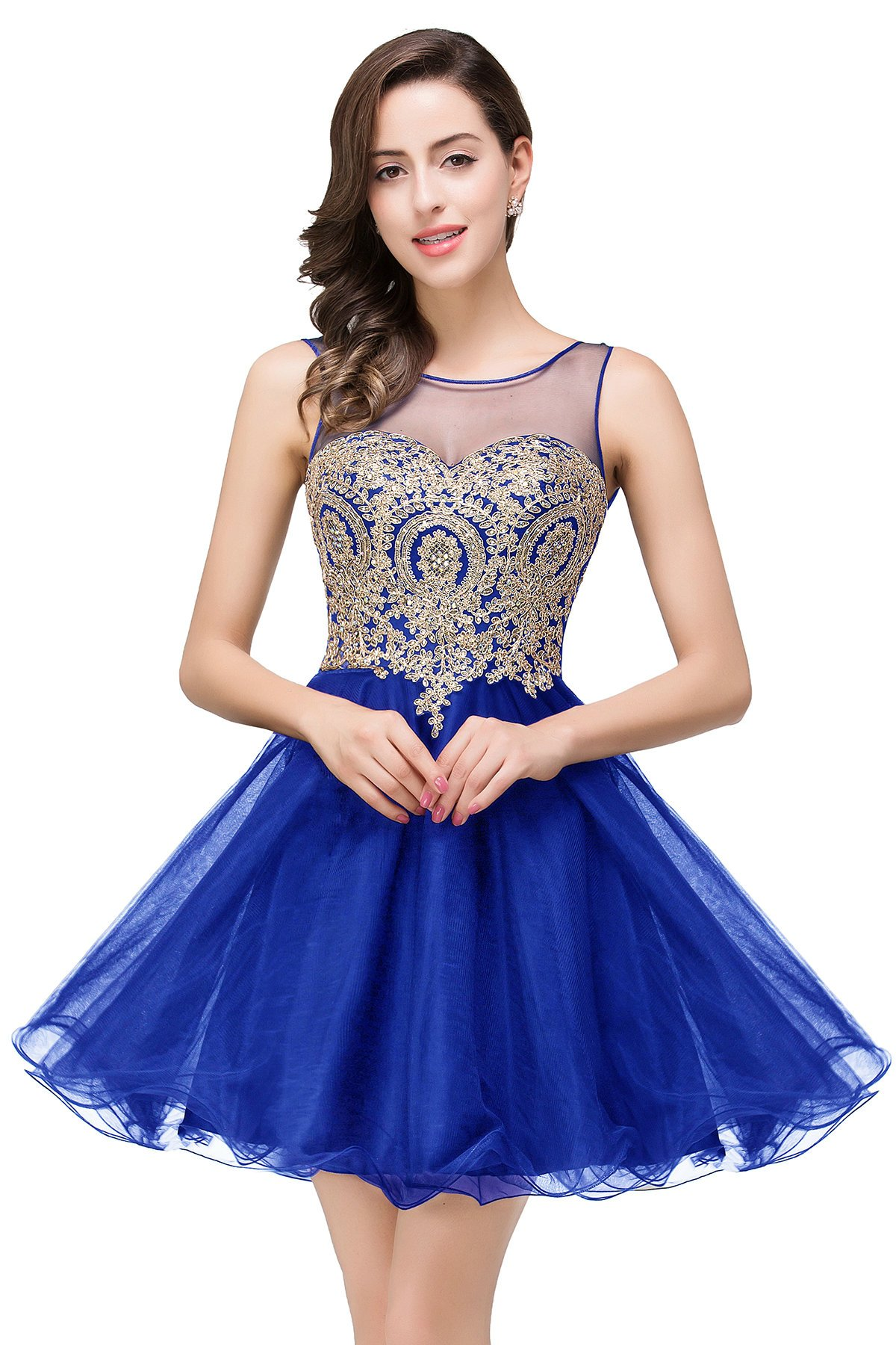 2fb54d2129 Stylish Prom Dress to celetrabe your prom day with firends