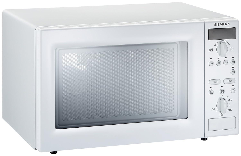 Siemens HF64020 - Microondas (850 W): Amazon.es: Hogar