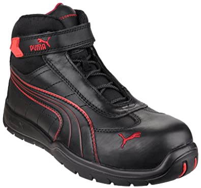 42b4d1ea3591eb Puma Daytona Mid Mens Safety Work Boot  Amazon.co.uk  Shoes   Bags