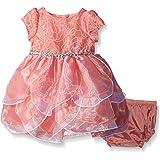 Nannette Baby Girls' Petal Dress