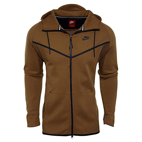 04d50140c43b Amazon.com  NIKE Sportswear Tech Fleece Windrunner Hero Hoodie Gold XL  727340 245  Sports   Outdoors
