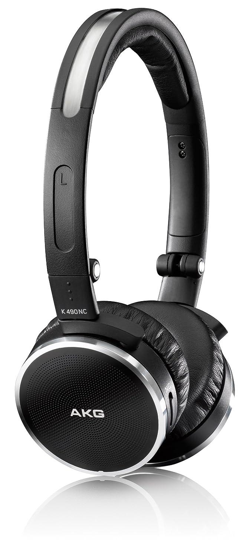 0f893d759b6 Amazon.com: AKG K490NC High-Performance Active Noise-Cancelling Headphones:  Electronics