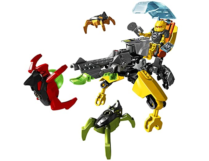 LEGO Hero Factory 44015 Evo Walker Building Set by LEGO: Amazon.es: Juguetes y juegos