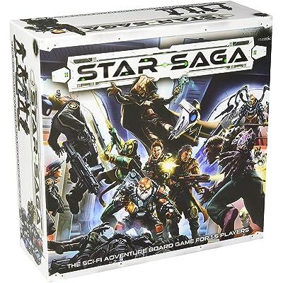 Star Saga: The Eiras Contract Core Set: Toys & Games [5Bkhe1105602]