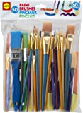 ALEX Toys Art Paintbrush Set 50 Brushes