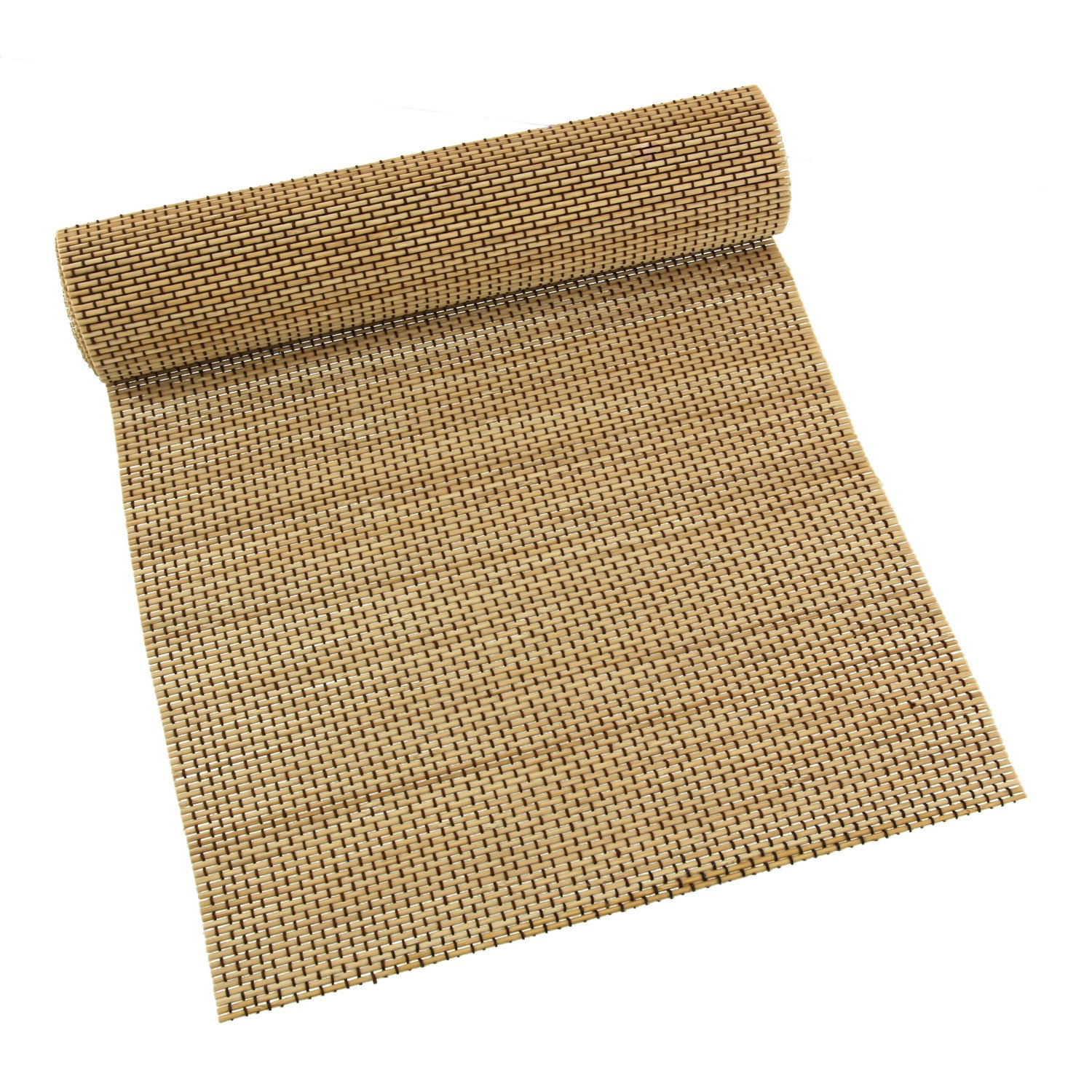 BambooMN 1x Brand String Bamboo Slat Table Runner