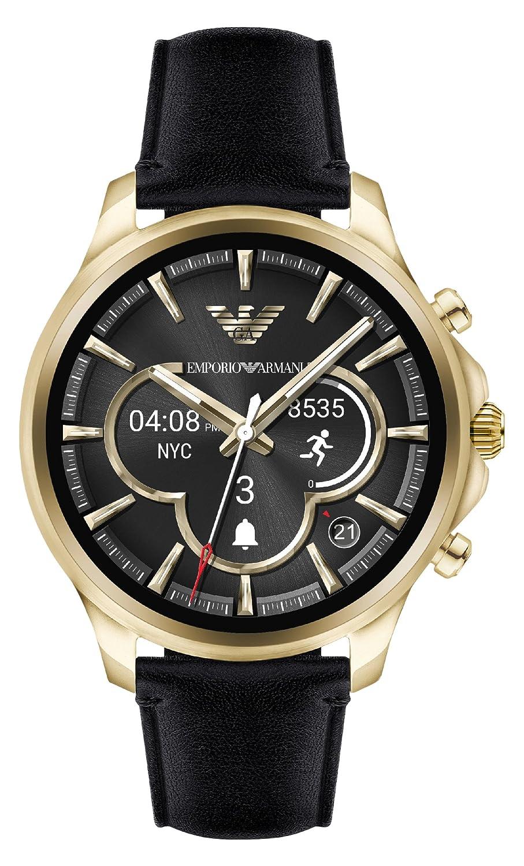 Emporio Armani Reloj Hombre de Digital con Correa en Cuero ART5004 ...
