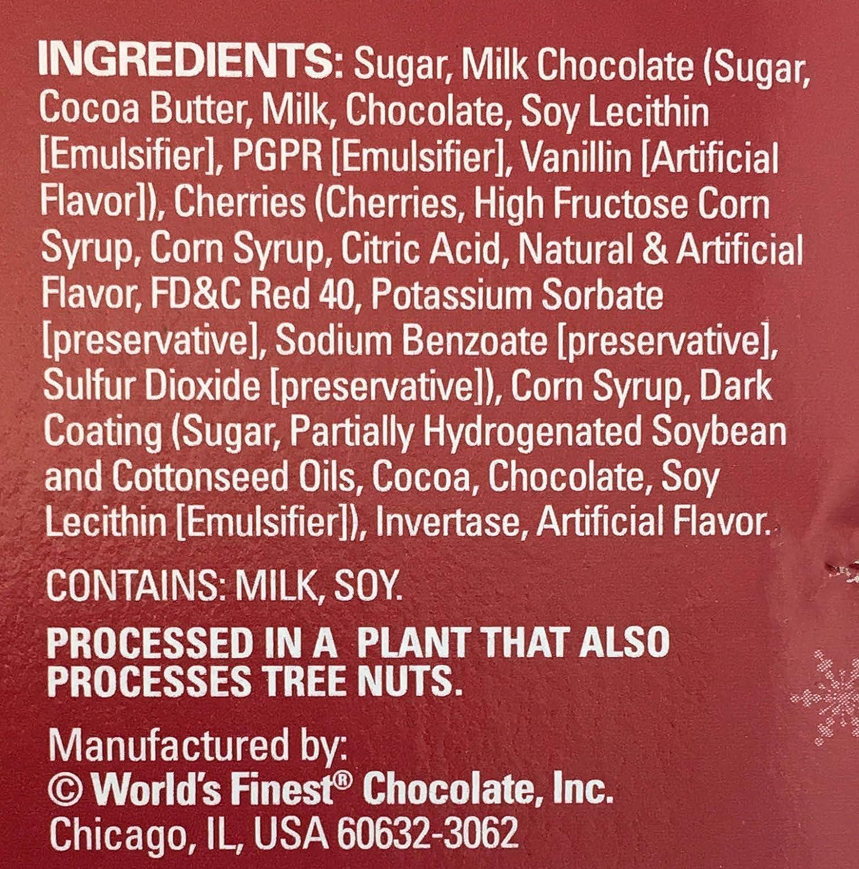 Amazon.com : Queen Anne Milk Chocolate Cordial Cherries Gift Box ...