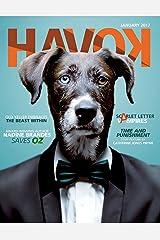 Havok Magazine - January 2017: Literary Mutations Kindle Edition