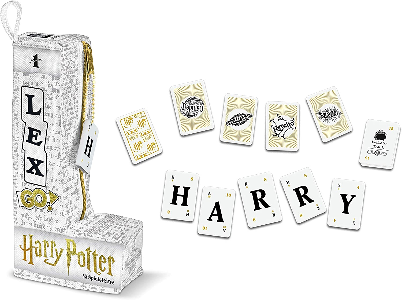Winning Moves GmbH WIN11583 Lex Go! - Harry Potter.: Amazon.es: Juguetes y juegos