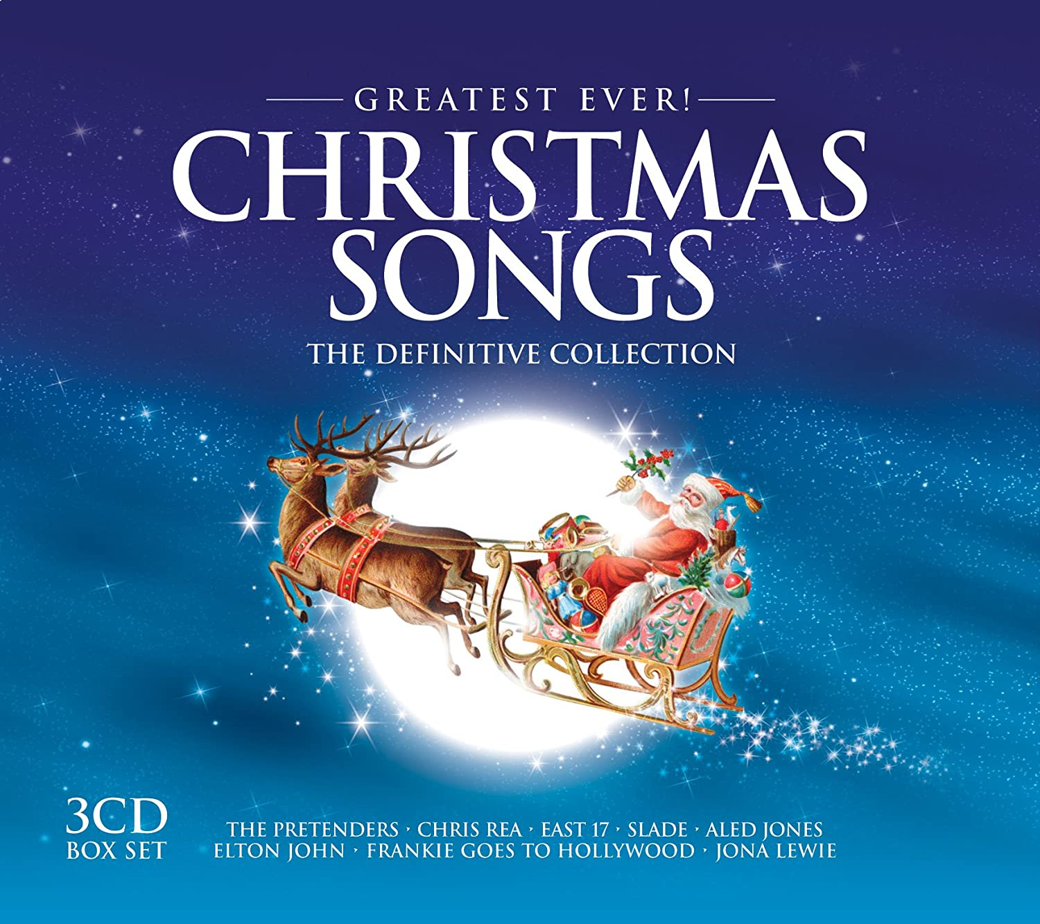 Greatest Ever Christmas Songs: Amazon.co.uk: Music