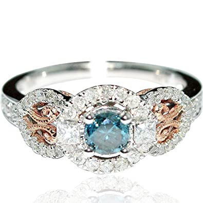 rose effy diamond rings search bleu color gold ring images bella blue jewelry white and diamonds