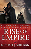 Rise Of Empire: The Riyria Revelations (English Edition)